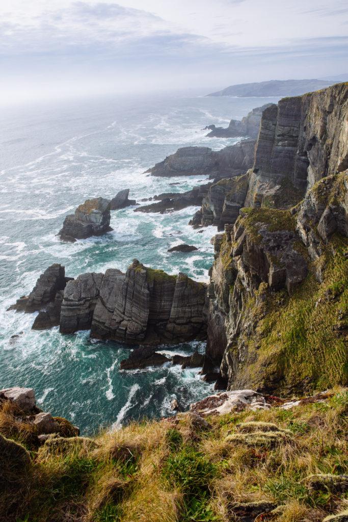 voyage en irlande Mizen head