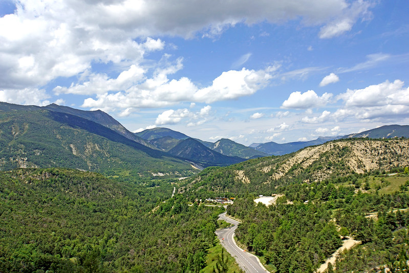 Route Napoléon, Gorges du Verdon